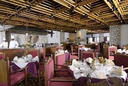 Taita Hills Game Lodge Dining